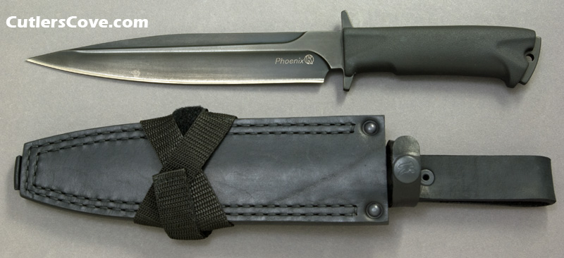 Kizlyar Phoenix Military With Rubber Handle Mint 6sx13