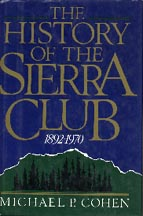 History of the Sierra Club