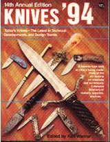 Knives Annual 1994 Book
