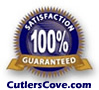 We strive for 100% customer satisfaction.